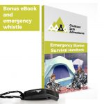 It's best to be prepared in the event of an evacuation or disaster.